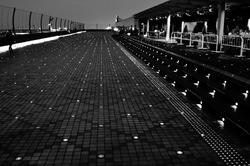 tokyo japan haneda airport observation-deck