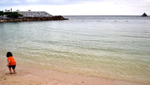 okinawa japan mia sea beach