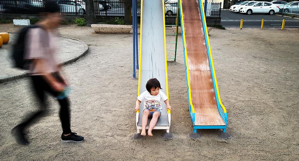 okayama omoto japan mia slide playground
