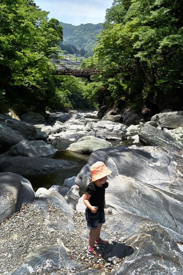 iya-no-kazurabashi tokushima shikoku japan iya