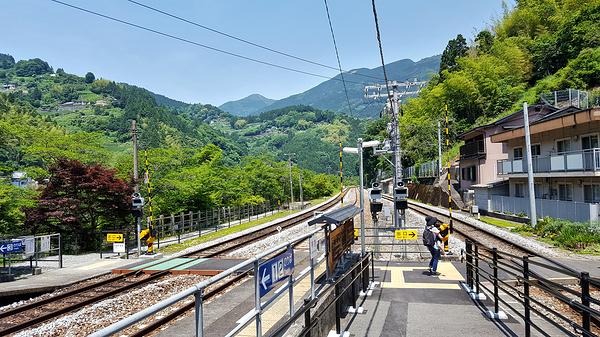 jr station mayumi mia japan tokushima oboke