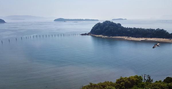 seto-ohashi okayama japan island sea