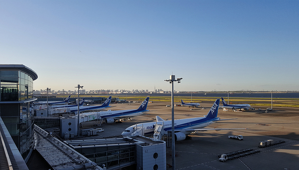 View from Haneda