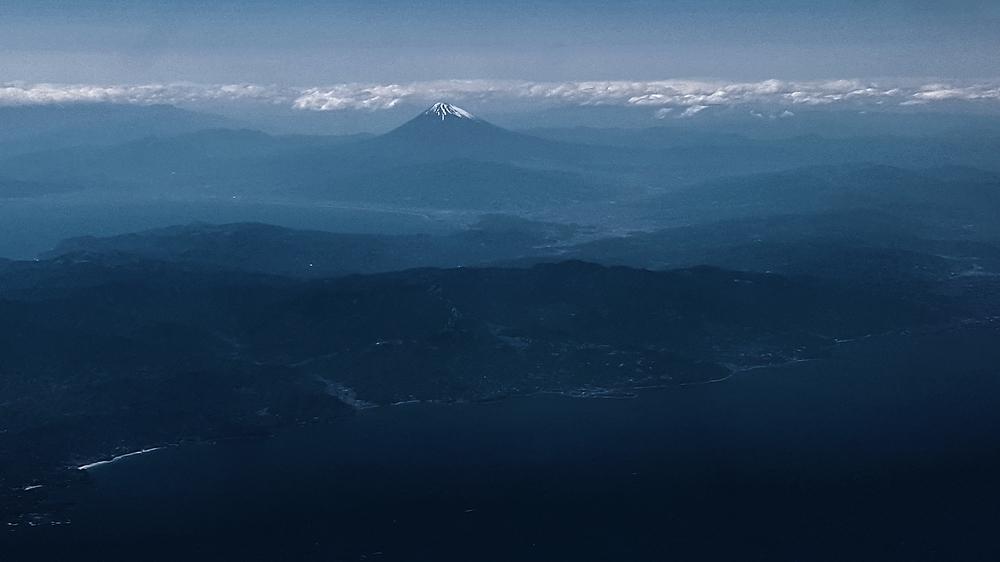 japan tokyo fuji