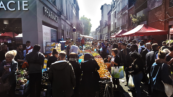 Morning Market, Lille