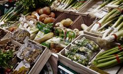 france lille supermarket vegetables