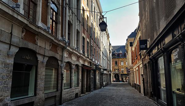 france lille street