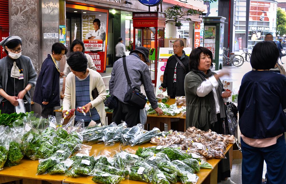 matsuyama shikoku japan market
