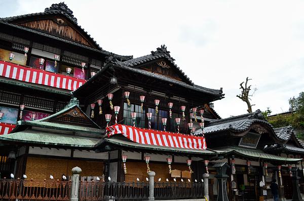 Views of Dogo Onsen 6