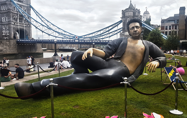 Goldblum on Thames