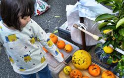 kochi shikoku japan mia market mikan