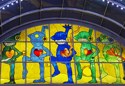 kochi shikoku japan street arcade
