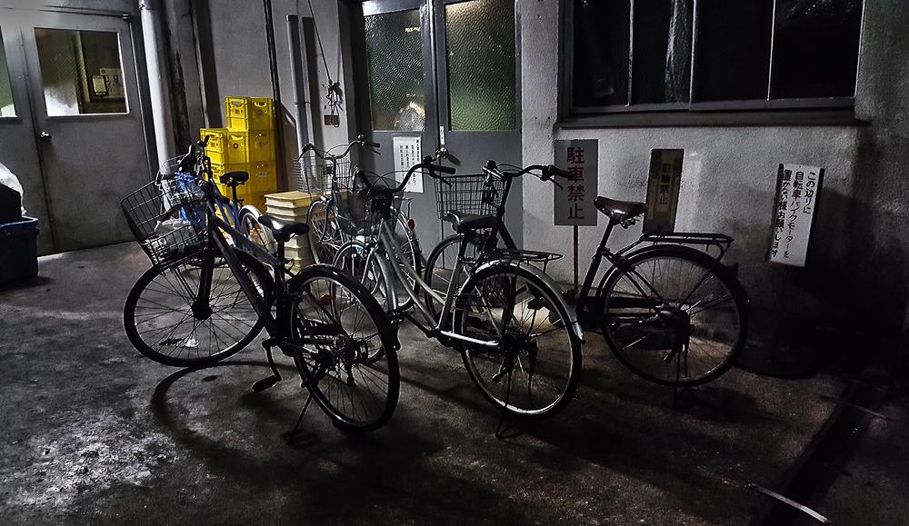 kochi shikoku japan street bicycle