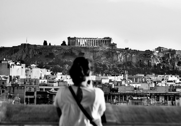 athens greece city parthenon tourist