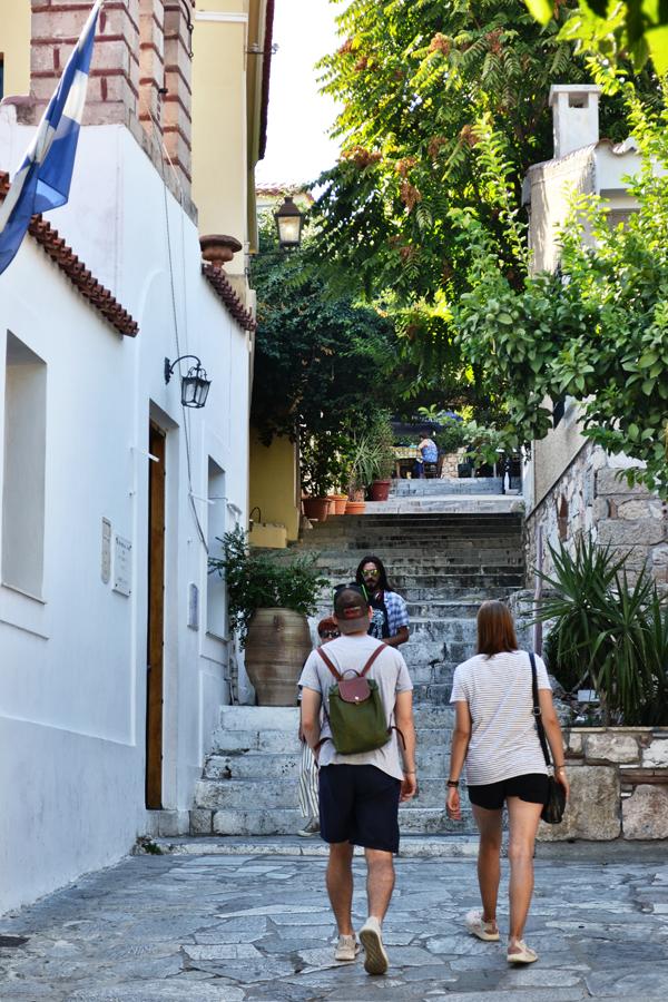 athens greece street