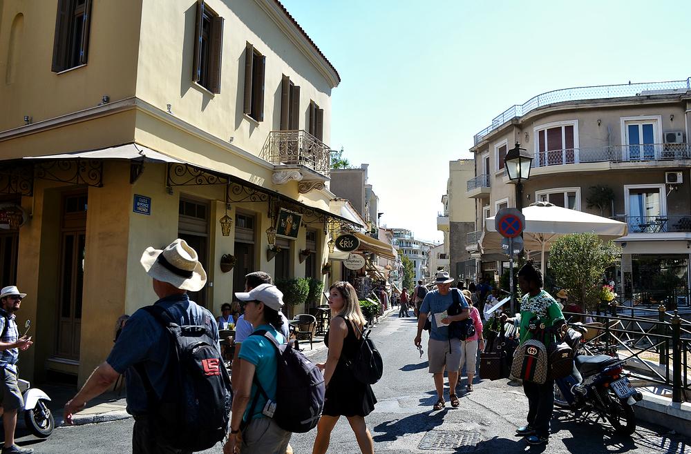 athens greece city tourist