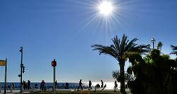 Promenade-des-Anglais Nice france