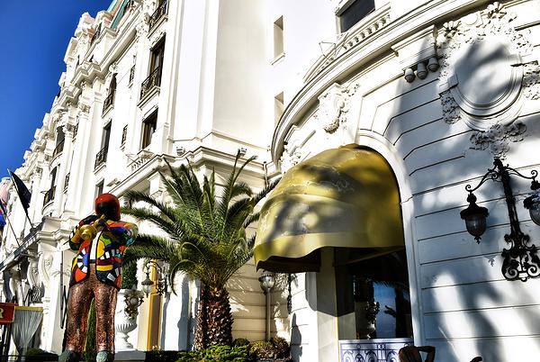 nice france negresco-hotel