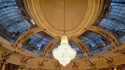 nice france negresco-hotel light