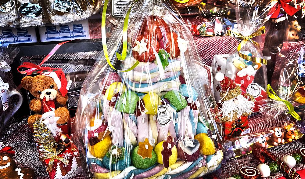 nice france christmas shop sweets