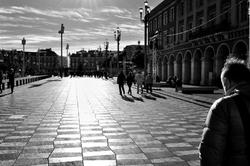 nice france city street