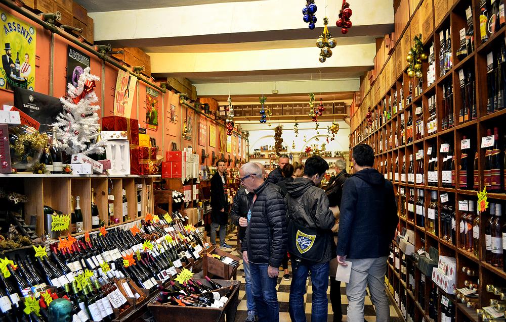 nice france shop wine