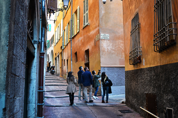 Scenes from the Old Town, Nice 2