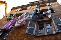 nice france street apartment washing