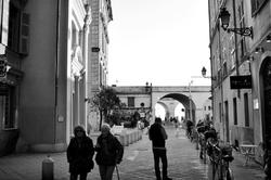 nice france city street tourist