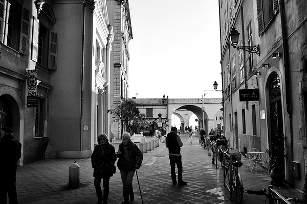 Scenes from the Old Town, Nice 5