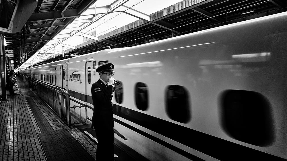 osaka japan shinkansen