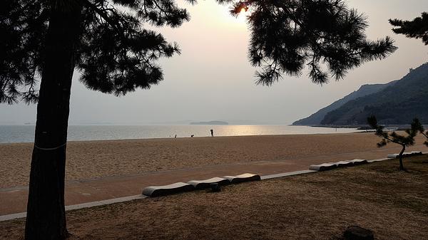 okayama japan tamano shibukawa beach seto-naikai