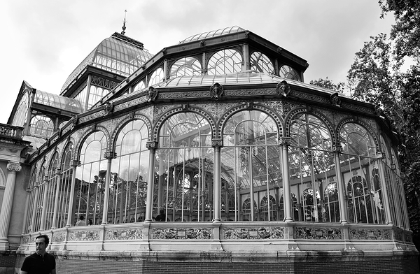 Palacio de Cristal del Retiro 2