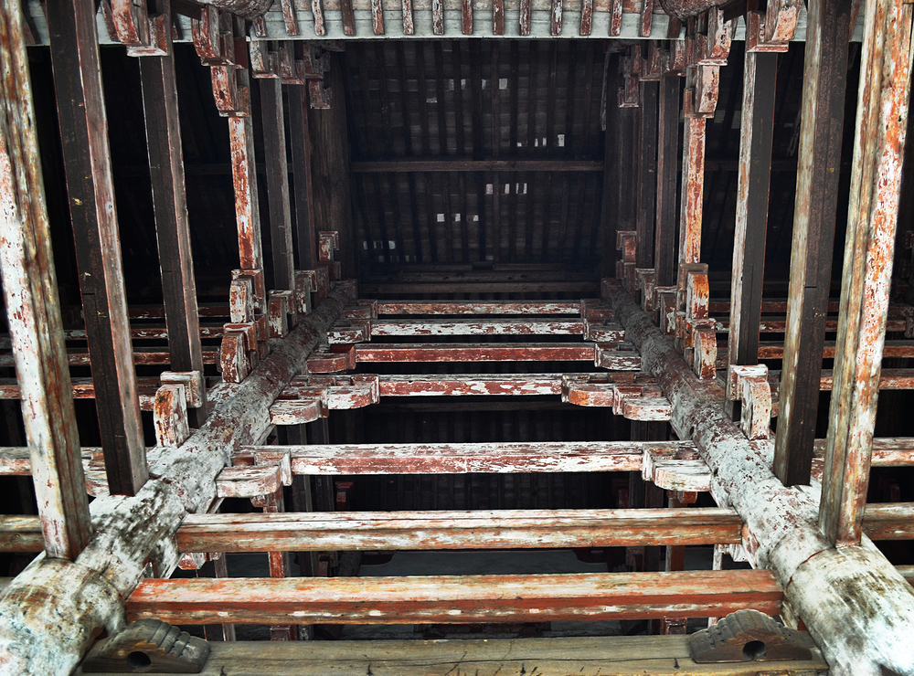 Nandaimon gate temple nara japan todaiji