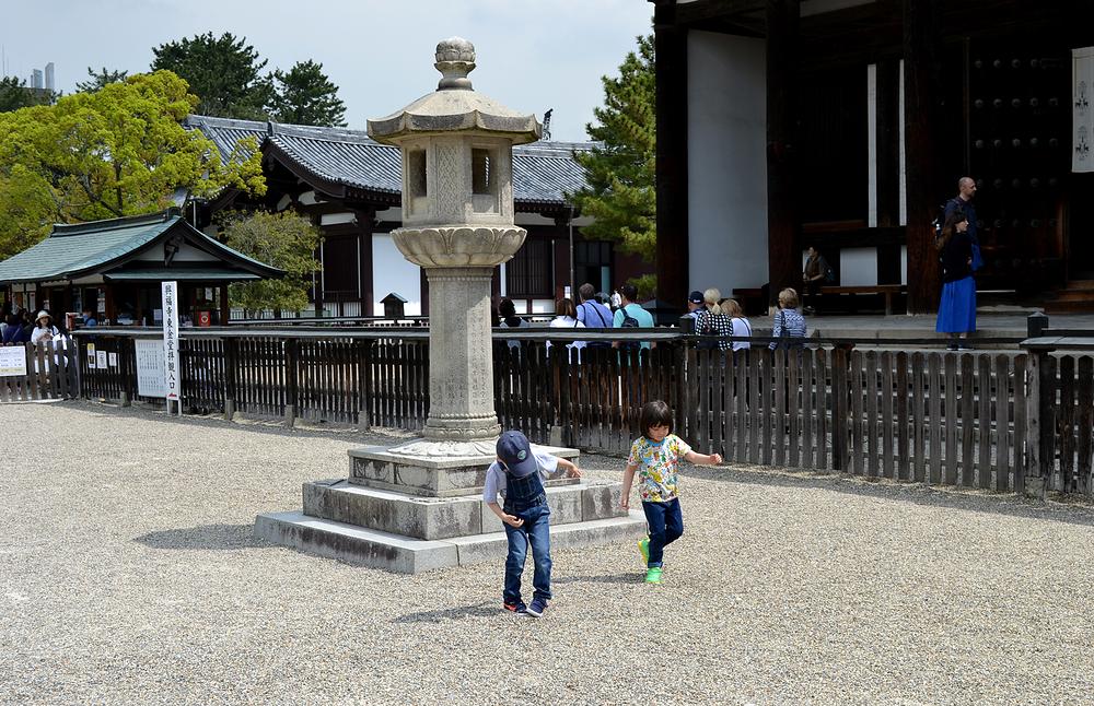 temple nara japan mia