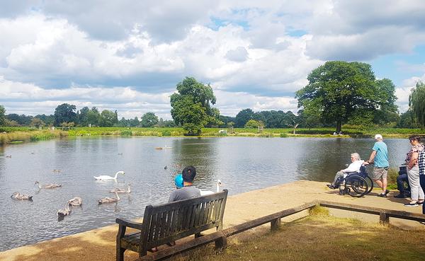 bushey-park england lake park