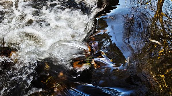 england park ewell ewell-court stream