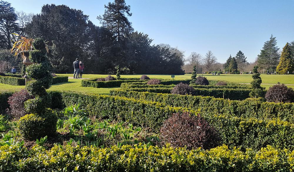 nonsuch-park garden england