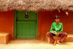 Boy at Door No. 52