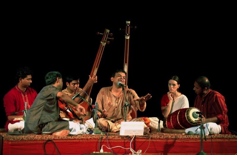 In Trance - T.M.Krishna Live in Kalakshethra