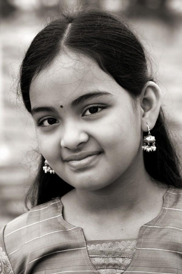 Sanju smiles
