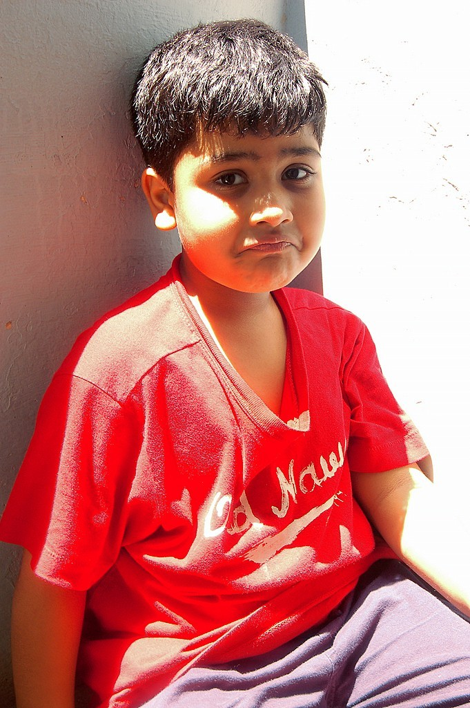 Varun... The birthday boy shining bright!