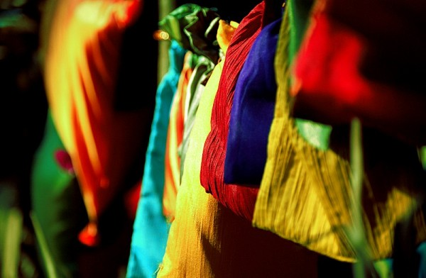 Indian silk for sale (Theme - Colours of India)