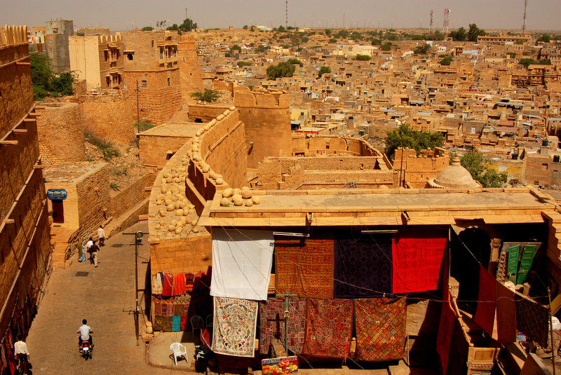 Essentially Jaisalmer!
