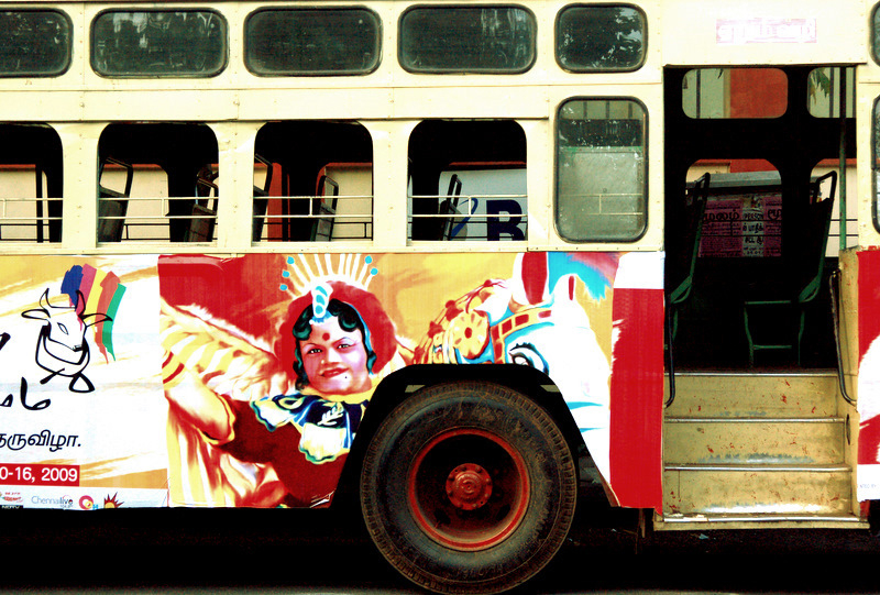 Bus and the Carnival!