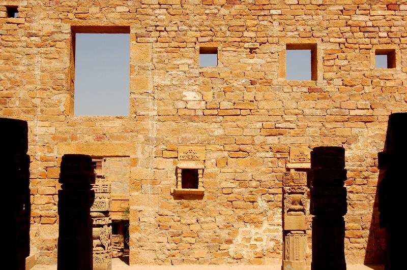 Windows of Jaisalmer