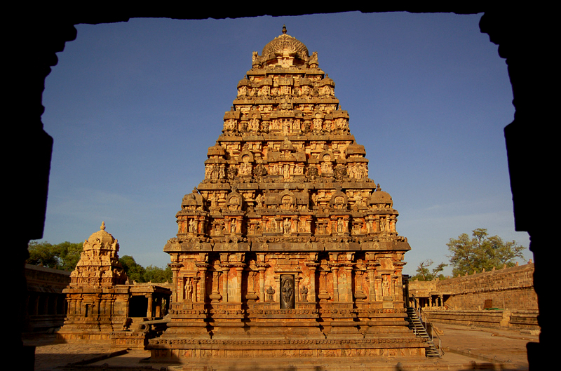 Remains of the Cholan Era