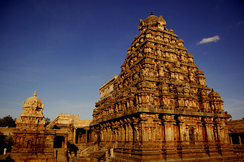 Airateeshwara Temple, Another perspective!