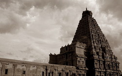 "The Dynamic ""Brihadeeshwara"" Temple!"