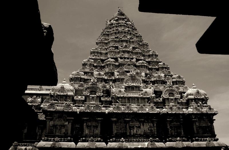 """The """"Gangaikondacholapuram"""" craftsmanship!"""